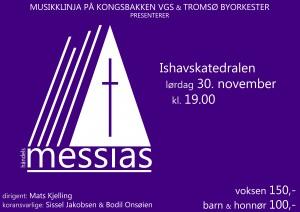Messias med Kongsbakken